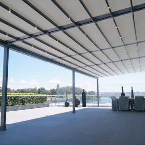 Retractable Roof Palmer Canvas