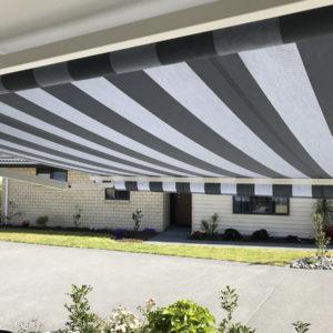 Horizon Monobloc 4m x 3m awning